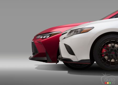 Los Angeles 2018: Toyota Coming with TRD versions of Camry, Avalon
