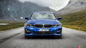 BMW M3: Manual gearbox still a possibility