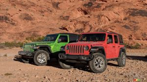 The Jeep Wrangler Rubicon and Grand Cherokee: Adventurers Extraordinaire
