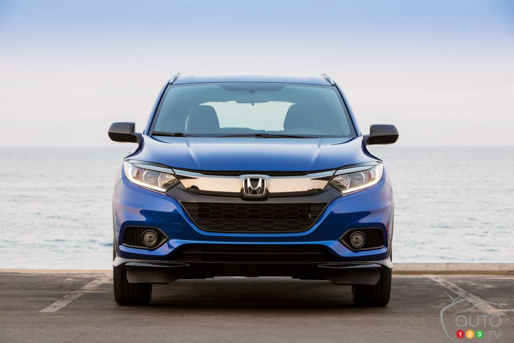 Honda Canada recalls 7,440 vehicles over brake problem