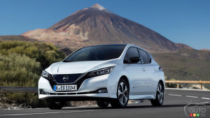 2019 Nissan LEAF Review