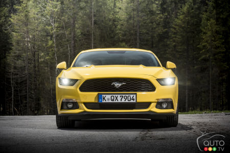 A four-door Mustang? Ford considering it