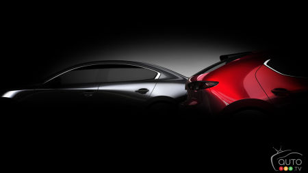 2019 Mazda3: Mazda confirms world debut at Los Angeles Auto Show