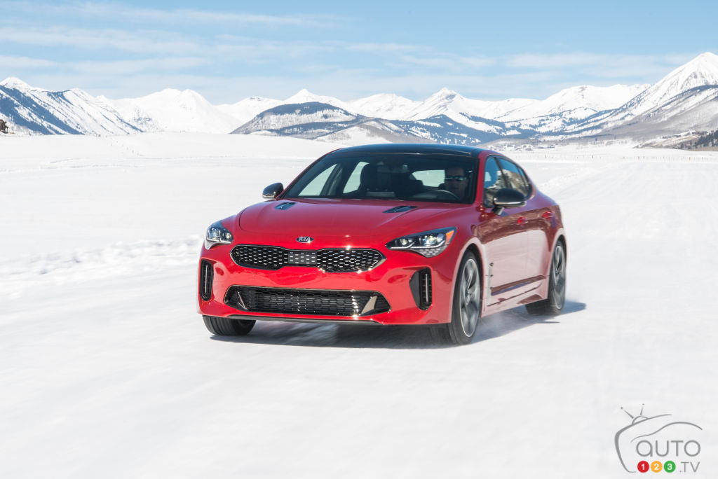 2019 Kia Stinger details announced