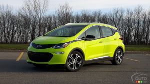 2019 Chevrolet Bolt Review: Shock to the system!