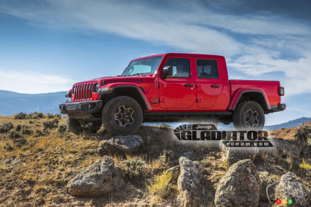Jeep Gladiator images surface ahead of LA Auto Show debut
