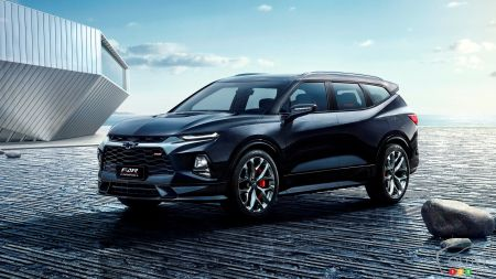 Chevrolet FNR-Carryall concept previews brand's new SUV design signature