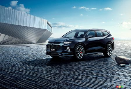 Chevrolet Fnr Carryall Concept Previews New Suv Signature Car