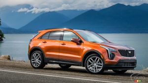 Top 10 Luxury Subcompact SUVs in 2018 in Canada