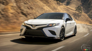Meet the 2020 Toyota Camry TRD