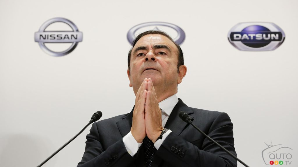 Carlos Ghosn, Head of Renault-Nissan, Arrested for Financial Wrongdoing
