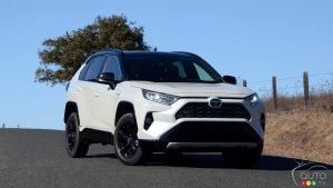 Canadian Pricing For The 2019 Toyota Rav4 Car News Auto123
