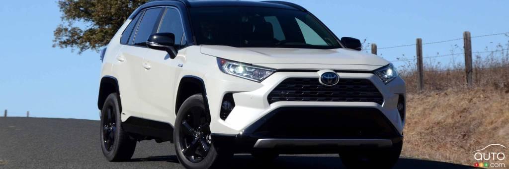 2019 Toyota RAV4 first drive