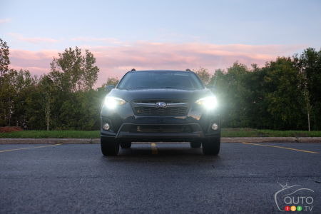 Subaru Canada Announces Its First Plug In Hybrid Car News Auto123
