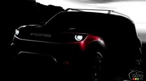 Ford's Baby Bronco Could Get the Puma Name