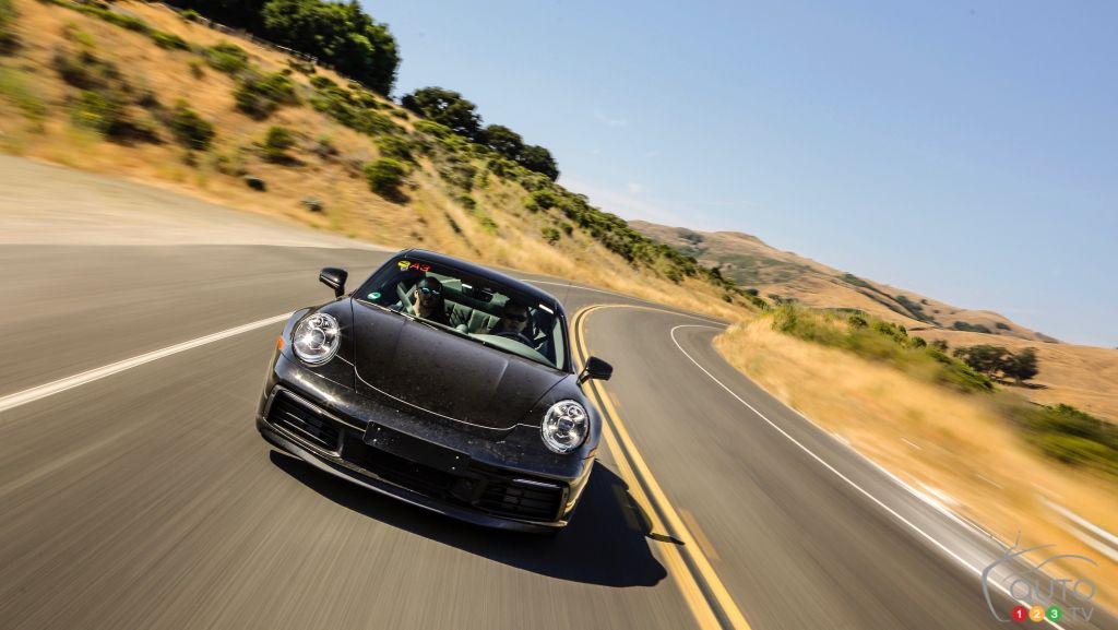 Los Angeles 2018: 2020 Porsche 911 Will be at the Show