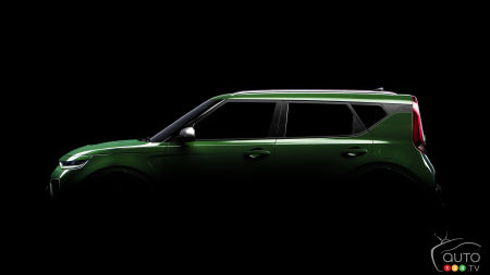 Los Angeles 2018: Slow striptease for the 2020 Kia Soul ahead of the show