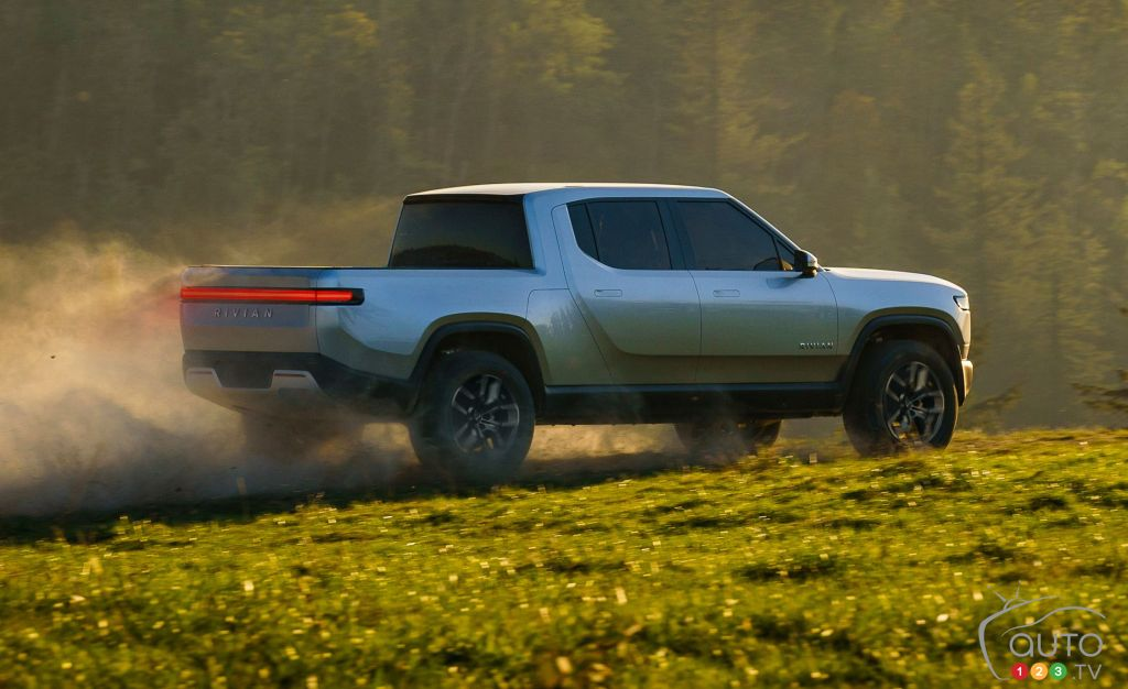 Los Angeles 2018: The All-Electric Rivian R1T Revealed