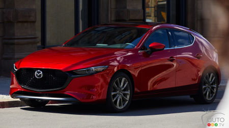 Los Angeles 2018: The next-gen 2019 Mazda3 shows its stuff