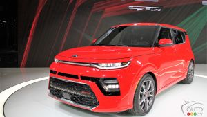 Los Angeles 2018: The 2020 Kia Soul Debuts