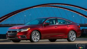 Green Vehicles of the Year: Honda Insight, Jaguar I-PACE & Mitsubishi Outlander PHEV