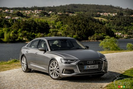 2019 Audi A6 Review Car Reviews Auto123