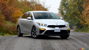 2019 Kia Forte Sedan Review