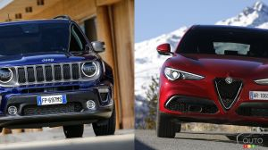 Future Alfa Romeo SUV Will Be Based on Jeep Renegade
