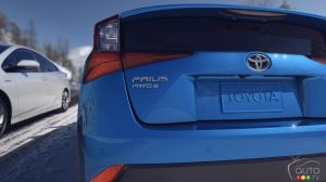 2019 Toyota Prius AWD-e details, U.S. pricing announced