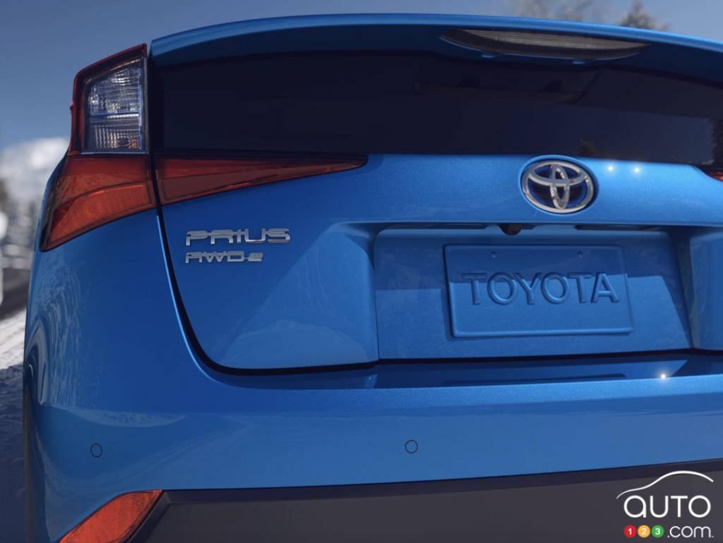 2019 Toyota Prius Awd E Details U S Pricing Announced