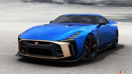 Nissan GT-R50 by Italdesign Gets Production Green Light
