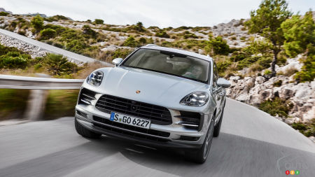2019 Porsche Macan S Gets New V6 Turbo Engine