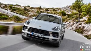 Fiche Technique Porsche Macan Turbo Pack Performance 2019
