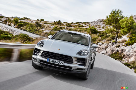2019 Porsche Macan S Gets New V6 Turbo Engine Car Releases Auto123