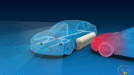 External Safety Airbags for Your Car Within Two Years?