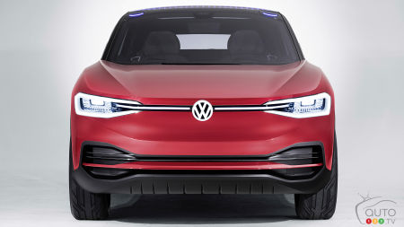 Volkswagen ID Lounge: An Electric 3-Row SUV by 2022