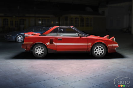 Rumours of Toyota and Subaru reviving the MR2 resurface
