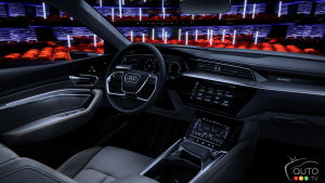 Audi to present new in-car movie theatre at CES
