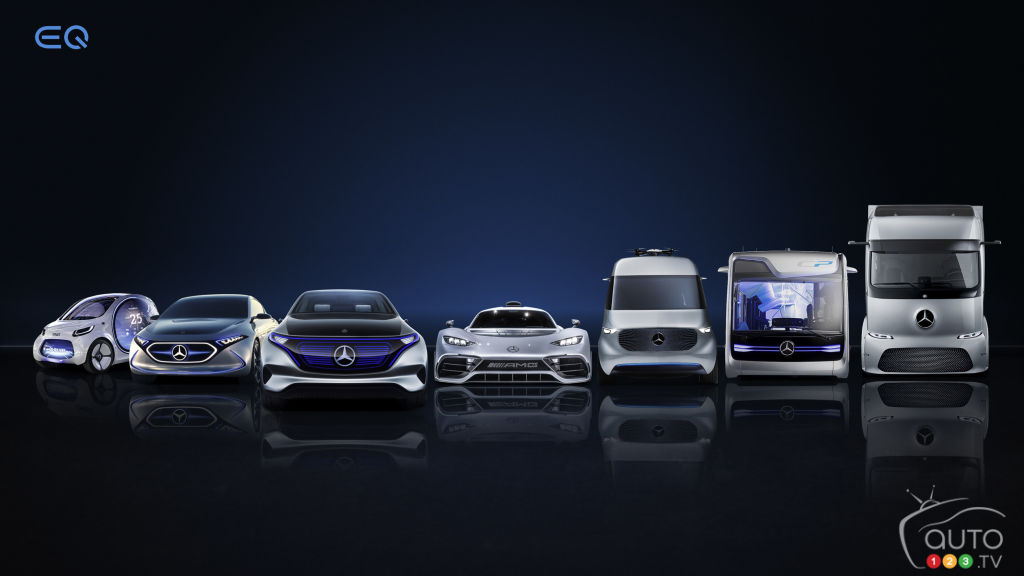Daimler Committing $23 Billion to Secure EV Battery Supply