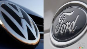 Ford-Volkswagen Partnership Could Be Made Official Next Month