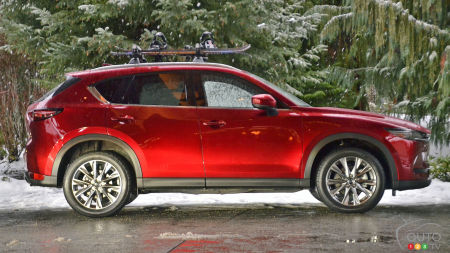 2019 Mazda CX-5 Signature First Drive