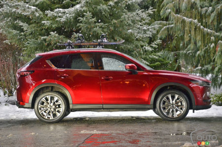 2019 Mazda Cx 5 Signature First Drive