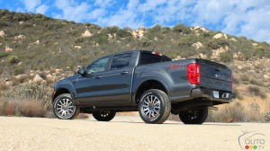 2019 Ford Ranger First Drive: Tackling the Tacoma for less