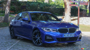 2019 BMW 3 Series First Drive