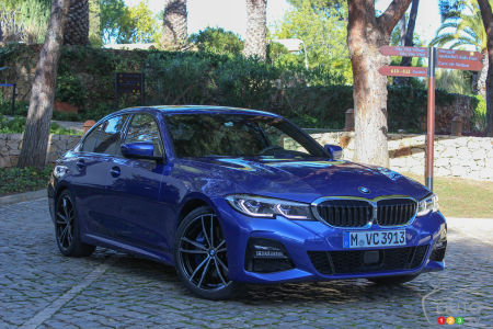 2019 Bmw 3 Series First Drive A Legend Returns Car Reviews Auto123