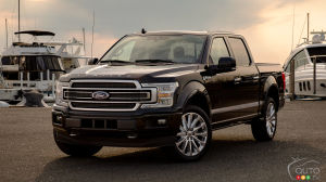 Next-gen F-150 With Us Before the Bronco?