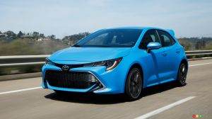 Toyota recalls 2019 Corolla Hatchback over faulty transmission