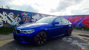 2018 BMW M5 Review Redux: We Meet Again