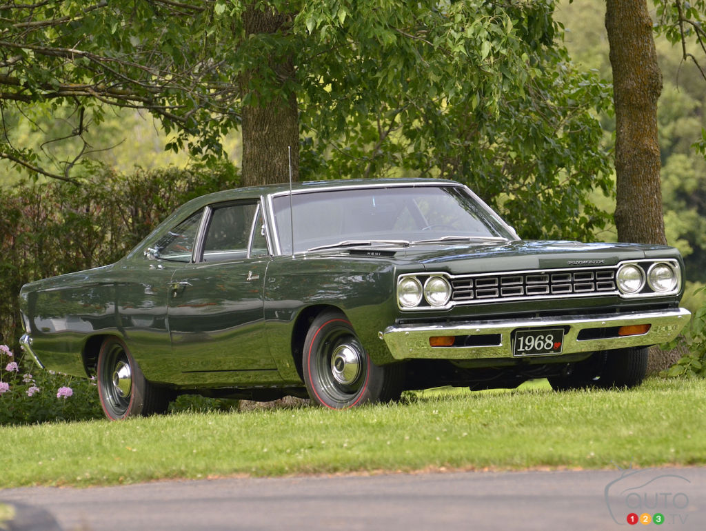 Articles On Muscle Car Car News Auto123