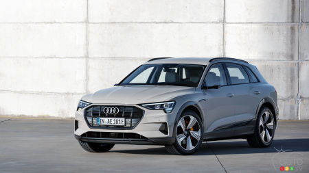 Audi Working On Smaller Electric Crossover For 2021 Car